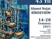 "AHMET NEJAT BİRDEVRİM'DEN ""SERAMİKTE 43 YIL"" SERGİSİ"