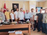 Muğla Gazeteciler Cemiyeti Görev Dağılımı Yaptı