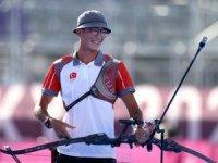 Milli okçu Mete Gazoz tarihimizde ilki başardı! Olimpiyatlarda altın madalyayı kazandık