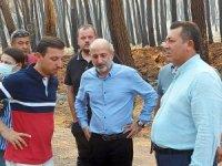 """CHP'li Ali Öztunç """"Saray'ın 4 günlük harcamasıyla 4 uçak tamir edilebilir ve uçabilirdi"""""""