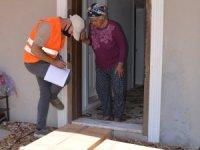 Marmaris Belediyesinin Yardım Eli Köylünün Üzerinde