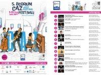 5. Uluslararası Bodrum Caz Festivali  Programı Açıklandı