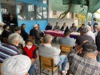 İyi Parti Isparta Milletvekili Aylin Cesur Köy Ziyaretlerine Devam Ediyor