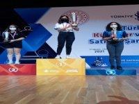 Büyükşehir Satranç Oyuncusu Dünya Şampiyonasında Türkiye'yi Temsil Edecek