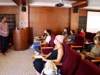 FTSO'da 'Dijital Pazarlama ve Sosyal Medya Yönetimi Eğitimi'nin 2'nci Fazı Başladı