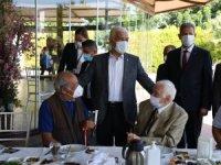Yaşlılar Günü'nde Başkan Gürün'den Anlamlı Kahvaltı