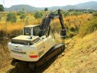 Muğla Büyükşehir Milas ve Bodrum'da 11 bin 300 Metre Dere Temizliği Yaptı