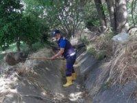 Muğla Büyükşehir'den Köyceğiz'de 232 Bin Metre Kanal Temizliği