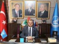 Ülkü Ocakları İl Başkanı Burak Demirel 29 Ekim Cumhuriyet Bayramı Mesajı yayımladı