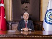 Başkan Gürün Cumhuriyet'in 98.Yaşını Kutladı