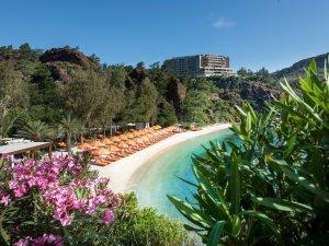 D Maris Bay Otel Plajları