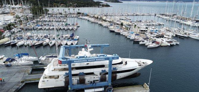 Marmaris Yat Marina (Liman) Kısa Yalı